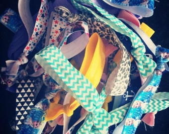 FOE Hair Ties Grab Bag