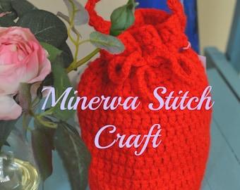 Child's Crocheted Bag