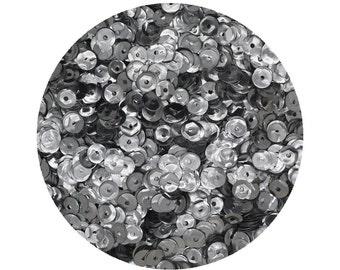 5mm Cup Sequins Aluminum Embossed Metal