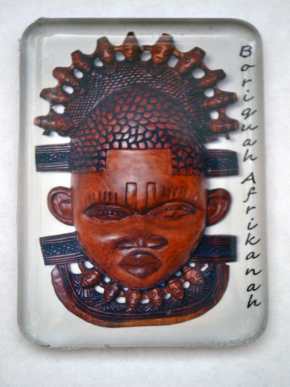 Items Similar To Refrigerator Magnets Magnets African Art
