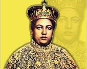 RESERVED FOR Connie ~ The Biography of Empress Menen Asfaw Book