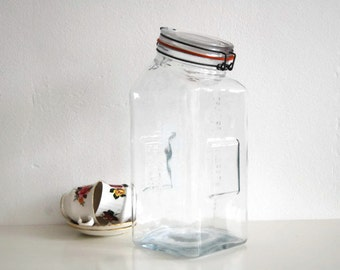 Large vintage jar from Italy