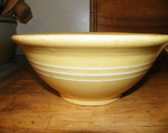 "8 1/2"" Yelloware Bowl ~SALE~"