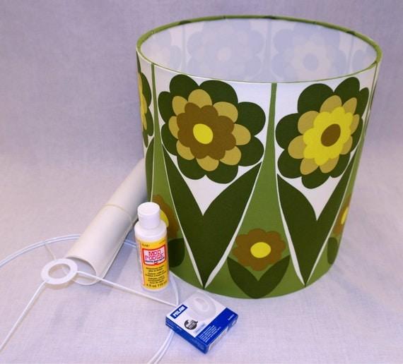 12 DIY Lamp Shade Making Kit 12inch/30cm diameter