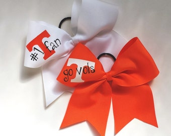 Tennessee Vols Hair Bow