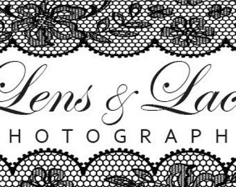 Pre-made logo design. Perfect for those specializing in Boudoir Photography!