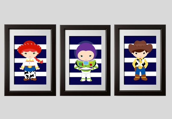 toy story wall decor prints toy story bedroom decor toy story