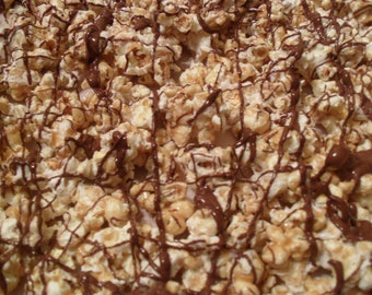 MARSHMALLOW CARAMEL CORN Popcorn!!! (1 lb)