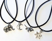 Crystal Heaven Charm Chokers