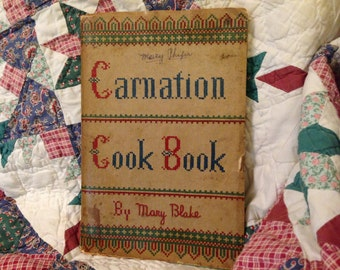 Carnation Cook Book Third Edition  1938