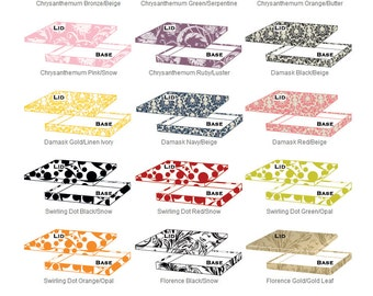 Patterned Mailer Boxes