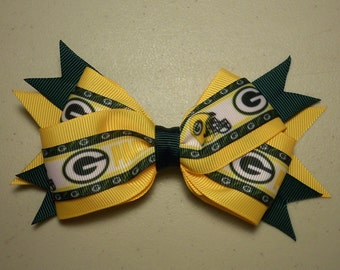 Green Bay Packers NFL Bow