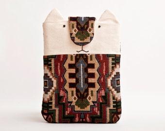 Tribal iPad Mini Retina Case, iPad case Galaxy Tab Cover Cat Kindle Fire HD 8 Cat Lover Gift Pad Mini 4 Case Gift for Her Samsung Galaxy Tab
