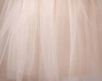Extra tulle for Mid-Calf length dress