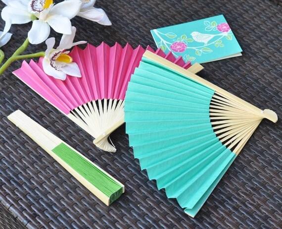 Paper Fan Hand Fan Wedding Fans Paper Hand Fan Paper Wedding