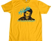 Brand New LIONEL RICHIE T-Shirt vintage retro funny hello is it me you're looking for album poster vinyl 423