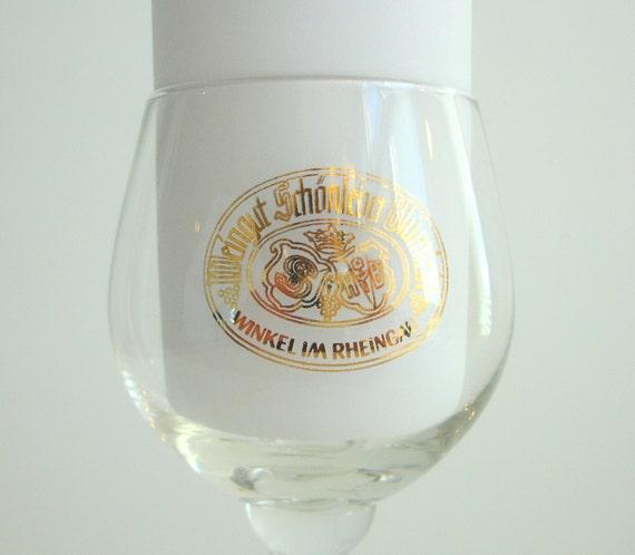German Wine Taster Small Wine Tasting Glass Shot Glass