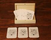 PDF Uke Chord Trading Cards *DOWNLOADABLE* pdf DIY kit