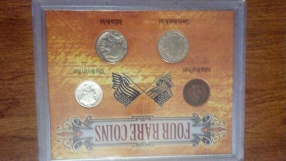 4 rare coins no longer minted