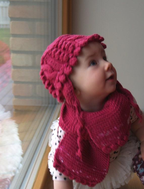 tricoter un bonnet taille 9 mois
