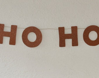 Ho Ho Hodor Game of Thrones Christmas Party Banner