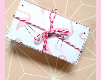 Flamingo box Printable Download Flamingobox
