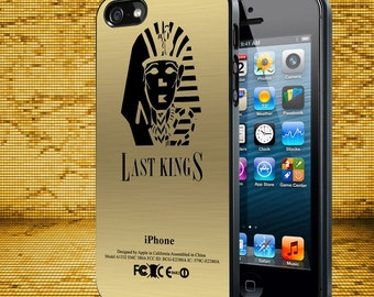 Tyga Last Kings Gold Texture case for iPhone 5 5S  4 4S and Samsung    Tyga Gold Iphone