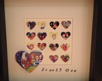 Personalised 3D Character Scooby Doo picture