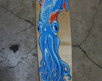 Hand Painted Long Board