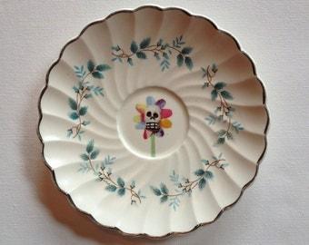 lewis - altered vintage plate