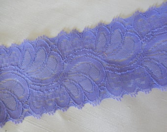 """2"""" Stretch Lace By The Yard"""