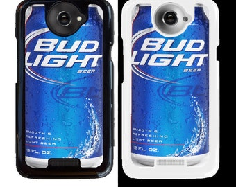 Bud Light Htc One X Smartphone Case Beer Can Phone Case