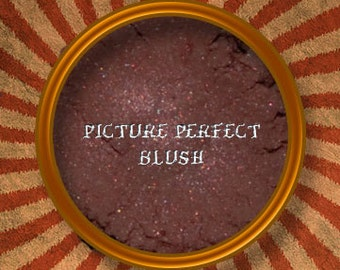 Mineral Makeup Blush - Picture Perfect neutral color
