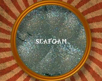Seafoam Mineral Eye Shadow - Handmade in the USA