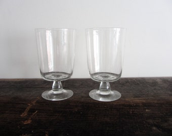 Vintage Atomic Glassware Set
