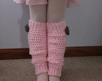 Baby, Toddler, Kid and Adult Crochet Leg Warmers.