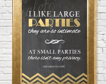 gatsby party quotes - photo #13
