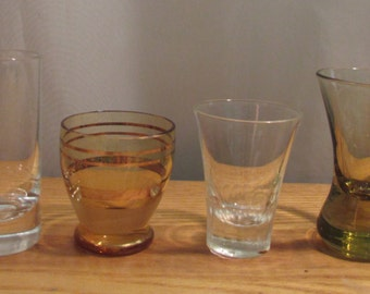 Shot Glasses - Instant Collection of Six