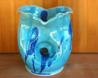 High Double Vase