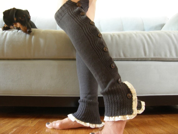 SALE Leg Warmers Women's Accessories Boot by WalkinCloset2014