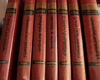 Psychological encyclopedia Edizioni Paoline 1960