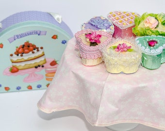 Bakery Party Pretend Cakes