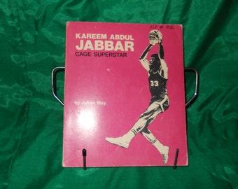 Kareem Abdoul Jabbar Cage Superstart by Julian May