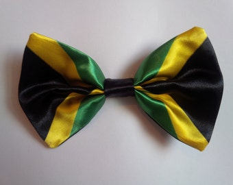 SmilesBows JAMAICA Hair Bow