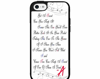 Pretty little liars phone case sketch coloring page for Pretty little liars coloring pages
