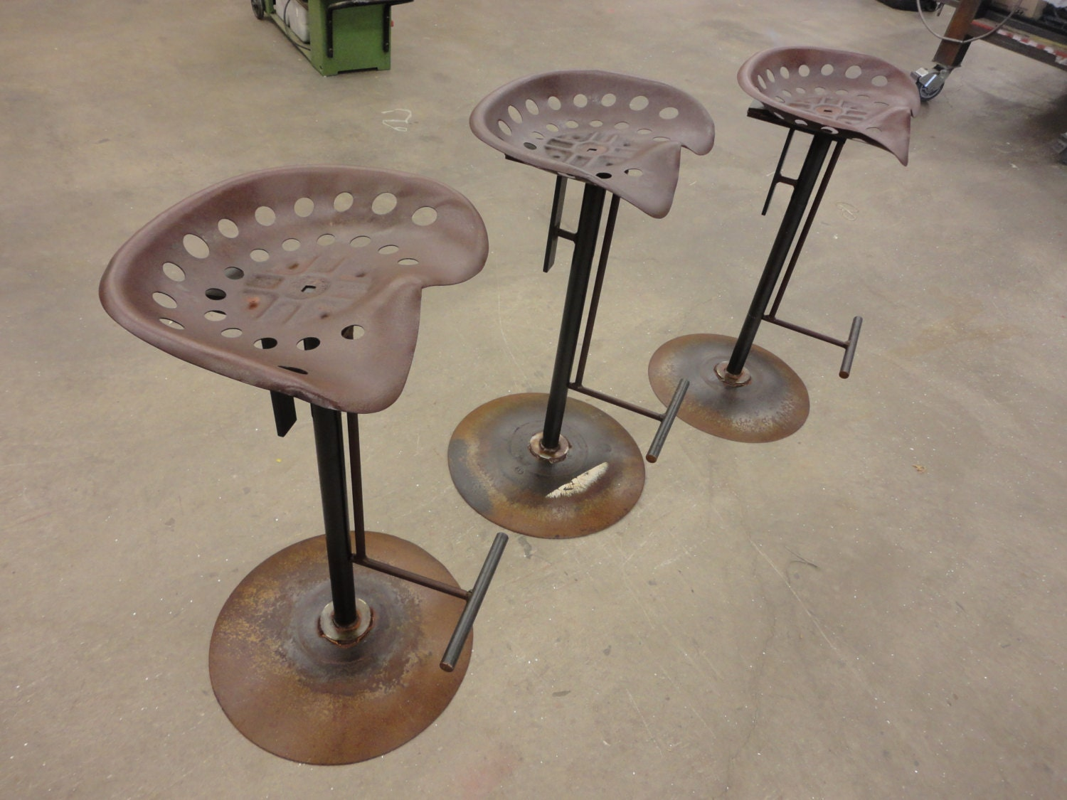 Items Similar To Tractor Seat Bar Stool On Etsy