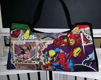 Marvel Purse, Hand Bag