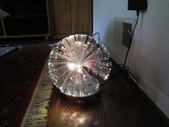 Vintage Fantasia Psychedelic Fiber Optic Galaxy Model 2001