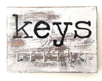 Key holder, key organizer