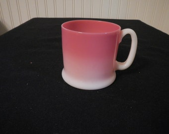 Antique Peachblow Punch Cup